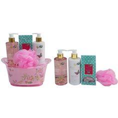 Coffret Cadeau Coffret De Bain Parfum Frais De Grenade - 4pcs - Taille : Taille Unique Grenade, Moment, Lotion, Convenience Store, Aqua, Relaxing Bath, Shower Gel, Casket, Fragrance