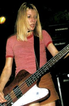 Kim Gordon, Sonic Youth