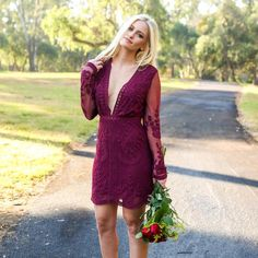 789884675f74 Sweeter Than Wine Lace Dress. Dainty Hooligan Boutique