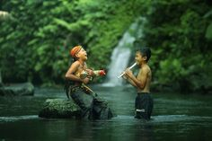Enjoying The Life Photography By Asit