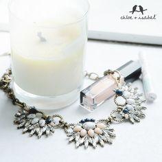 Shop the Morningtide capsule collection on my c+i boutique! www.chloeandisabel.com/boutique/missnia