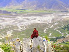 gallery   take a sneak peak at possibility. Tibet, Take That, Mountains, Gallery, Nature, Painting, Travel, Naturaleza, Viajes