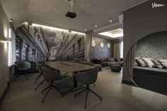 Roba Lounge: Uusi kokous-, edustus-, juhla- ja saunatila vaativimpaan makuun Helsingin ytimessä. https://venuu.fi/tilat/roba-lounge #kokous #sauna #Helsinki #RobaLounge