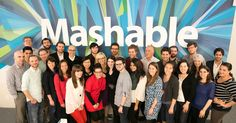 Connect with Mashable staff and content on Facebook, Twitter, Google+, email, RSS and more.