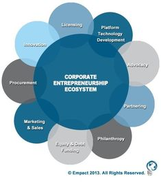 What Startups Need to Understand About The  Booming Corporate Entrepreneurship Ecosystem