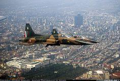 Mexican Air Force                                              401 Squadron, Flight Over Distrito Federal