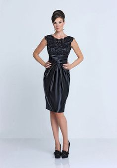La Perle 40220 Mother Of The Bride Dress - The Knot