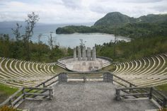 Best amphitheater seen so far- Legazpi, Philippines