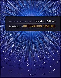 Complete solution manual for business essentials sixth canadian test bank for introduction to information systems 16th edition by george marakas james obrien fandeluxe Images