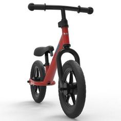 Buy Kiddimoto Super Junior Bike, Red | John Lewis
