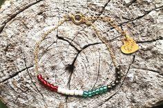Hey, I found this really awesome Etsy listing at https://www.etsy.com/uk/listing/384618616/tiny-beads-friendship-bracelet-thin