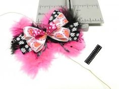 Bowdabra Bow Maker Tutorial - Funky Hair Bow