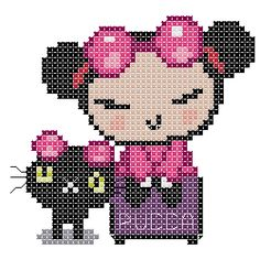 Baby cross stitch patterns free - the baby cloth - CPHOBBY is Chinese wholesale distributor of counted cross stitch supplies.