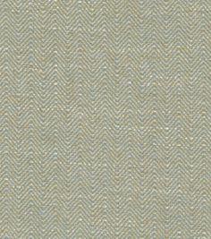 Upholstery Fabric-Waverly Casanova Chambray