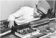 Lionel trains captivated baby boomers in the mid-1900s, and remain popular collectibles in the twenty-first century.