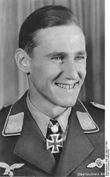 3. Günther Rall (275) - Luftwaffe