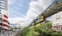 Schwebebahn // Wuppertal