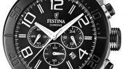 Festina Ceramic Chronograph Men's Watch – Powerful Spirit