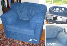 RV Upholstery Fabric Paint | Simply Spray | Spray It New