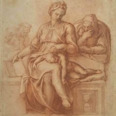 Harley Gallery shows Michelangelo, Van Dyck and Stubbs works.: Harley Gallery shows Michelangelo, Van Dyck and Stubbs works… Miguel Angel, Michelangelo Paintings, Michelangelo Sculpture, Art Ninja, New Harley, Italian Sculptors, Picasso Paintings, Grisaille, Dutch Artists