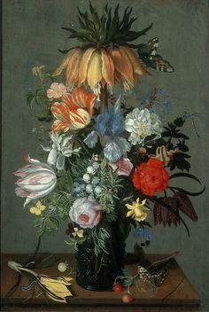 """Rolefs 6/"""" x 8/"""" FLORAL Art Prints flower bouquet Tulip Poppies 4 Prints Holland"""