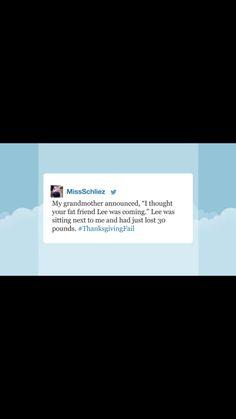 Jimmy Fallon's Tonight Show #hashtag game #ThangsgivingFail BEST.ONE.EVER!!