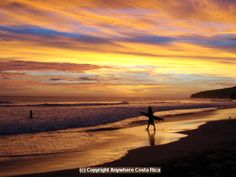 Tamarindo, Costa Rica. Actually not way in the future though. I'm going in two weeks :)
