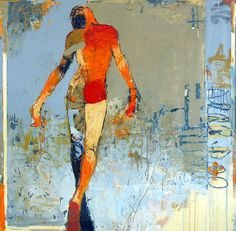 I LOVE these figurative paintings so much!