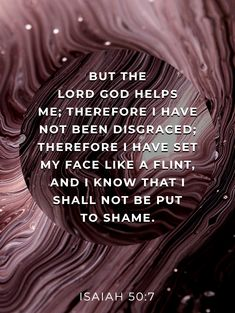 Isaiah 50:7 Book Of Isaiah, God Help Me, Books, Livros, Libros, Book, Book Illustrations, Libri