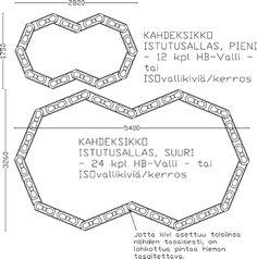 Kukka-allasmallit - HB Betoni