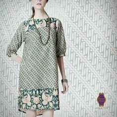 Batik Dress Danar Hadi