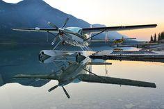 Vintage Aircraft Pilot Bucket list: Get your seaplane rating - Got a pilot license? Here are 25 items we suggest you put on your bucket list! Cessna Caravan, Bush Pilot, Amphibious Aircraft, Bush Plane, Float Plane, Plane Ride, Private Plane, Private Pilot, Flying Boat