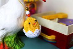 Yellowmero : mon attachant petit poussin de Pâques