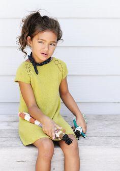 23 ideas crochet patterns dress cotton for 2019 Crochet Patterns Free Women, Crochet Cowl Free Pattern, Baby Girl Patterns, Knit Crochet, Knitting For Kids, Crochet For Kids, Baby Knitting, Knit Baby Dress, Baby Girl Dresses