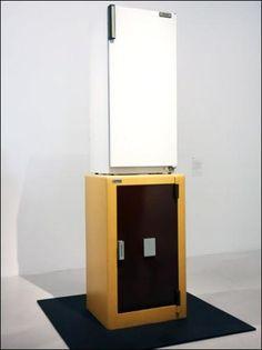 Bertrand Lavier   brandt sur hoffner 1984