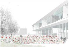 Durante los próximos mesesse llevaráa cabo la instalación de las fachadas para la Biblioteca Los Patos en Córdoba. Paredes Pedrosa Arquitectos