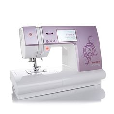 Shop Singer® Quantum Stylist Touch 9985 Sewing Machine,  $499. Read customer reviews and more at HSN.com.