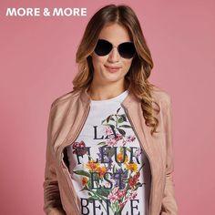 #Brillen und #Sonnenbrillen für selbstbewusste, aktive Frauen. Entdeckt jetzt die aktuelle Kollektion von MORE & MORE.  #optiker #ludwigshafen #ludwigshafenamrhein #brillenbutler #brille #sonnenbrille #moreandmore #moreandmoreeyewear Eyewear, T Shirt, Tops, Fashion, Sunglasses, Woman, Women's, Eyeglasses, Glasses