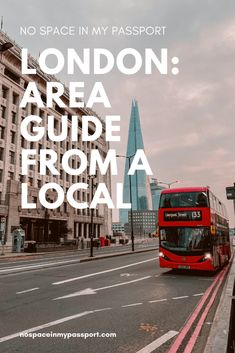 The best London area guide from a local - No Space In My Passport Liverpool Street, London Travel, Passport, Night Life, The Best, Cool Photos, Travel Destinations, Space, Collection