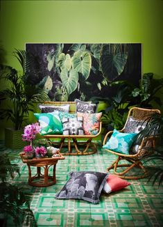 Holiday and Native: two new collections from Bonnie and Neil - The Interiors Addict