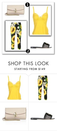 """OUtfit # 4598"" by miriam83 ❤ liked on Polyvore featuring Dolce&Gabbana"