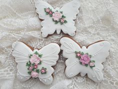 Galletas Cookies, Iced Cookies, Sugar Cookies, Flood Icing, Monogram Cookies, Dessert Decoration, Wedding Cookies, Edible Art, Biscotti