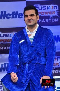 Arbaaz Khan At Gillette Promotional Event