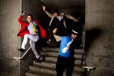 BertLePhoto's Lupin The Third cosplayers...catch them if you can!