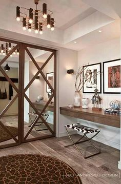 49 Ideas Mirror Closet Door Makeover Diy Spaces For 2019 Glass Closet Doors, Bedroom Closet Doors, Mirror Closet Doors, Mirror Door, Wardrobe Doors, Bedroom Wardrobe, Glass Doors, Mirrored Sliding Closet Doors, Sliding Wardrobe