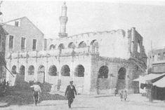Heraklion - 1930, Loggia in ruins