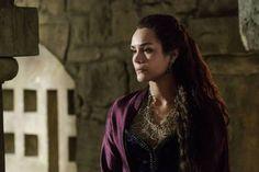 BuddyTV Slideshow | 'Sleepy Hollow' Episode 3.8 Photos: Abbie and Crane Confront the Hidden One