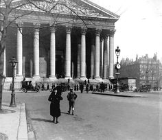 Parijs  La Madeleine  1912