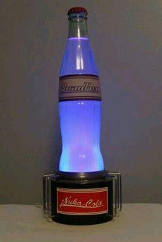 Fresh Potion Bottle Desk Lamp