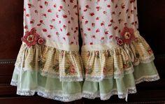 Shabby Chic Boho Vintage Style  Pantaloons Bloomers  by IzzyRoo, $44.23